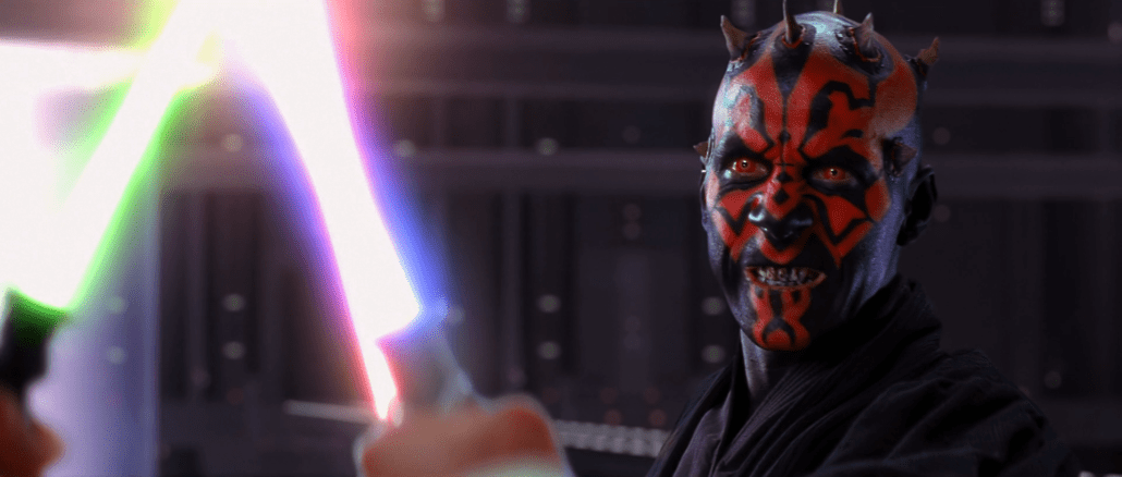 six sigma, Darth Maul